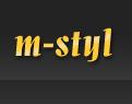 m-styl obrazek głowy